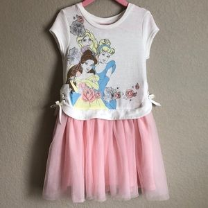 Disney Princess Dress Sz 4